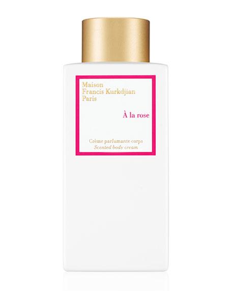 Maison francis kurkdjian la rose scented body cream 8 5 oz for A la rose maison francis kurkdjian