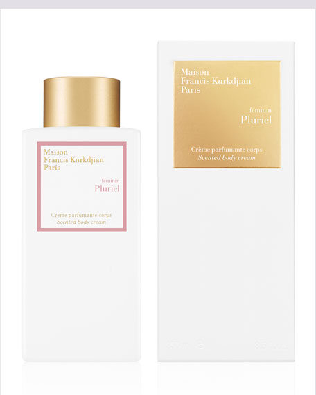 Maison Francis Kurkdjian féminin Pluriel Scented Body Cream,