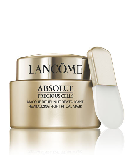 Absolue Precious Cells Revitalizing Night Ritual Mask, 2.5 oz.