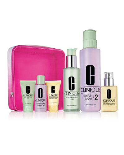 Limited Edition Great Skin Everywhere 3-Step Set, Skin Type I/II ($90 Value)