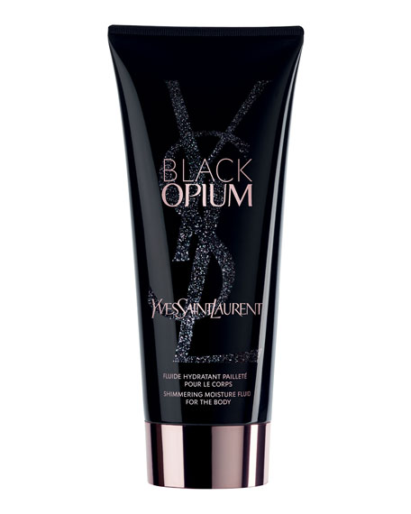 Black Opium Body Lotion, 200 mL