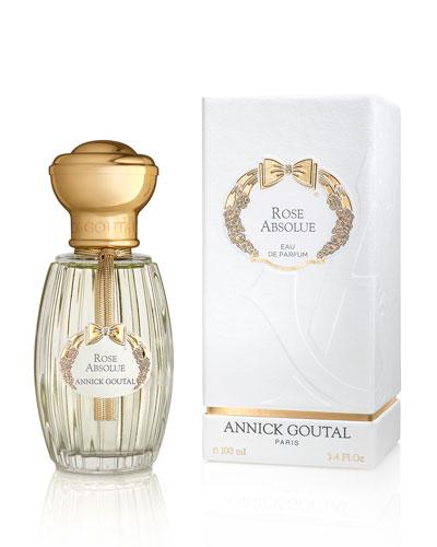Rose Absolue Eau de Parfum, 3.4 oz./ 100 mL