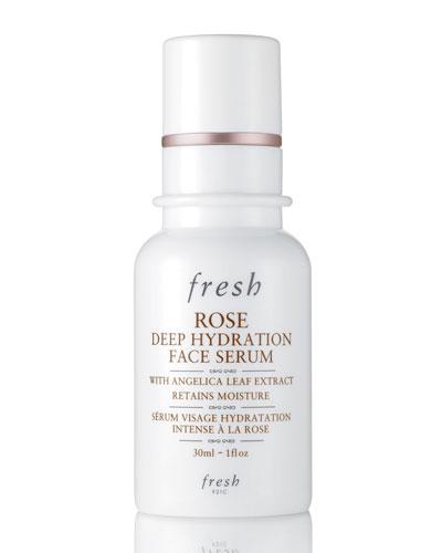 Rose Deep Hydration Face Serum, 1.0 oz.