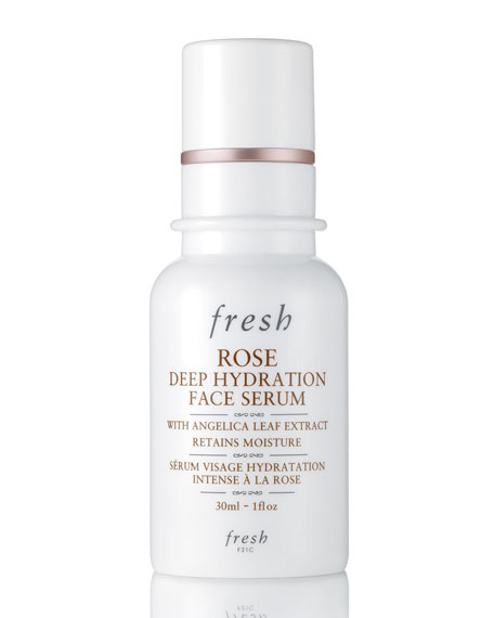Fresh Rose Deep Hydration Face Serum, 1.0 oz.