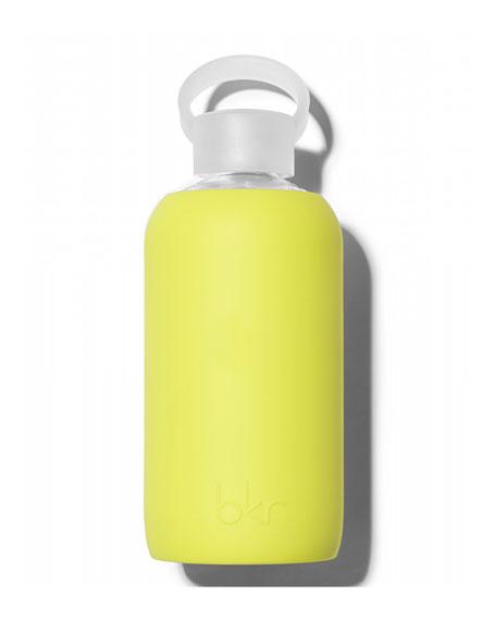 Glass Water Bottle, Gigi, 500 mL