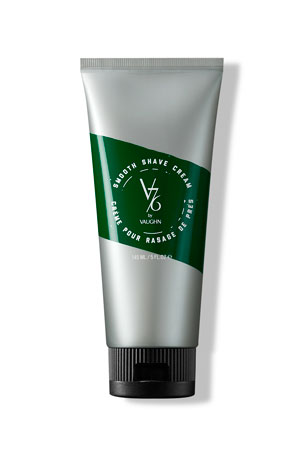 V76 by Vaughn Smooth Shave Cream, 5 oz.