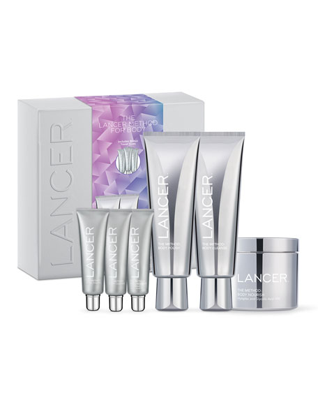 Lancer Limited Edition The Method: Body Collection ($194