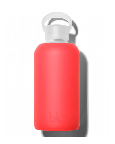 Glass Water Bottle, Madly, 500 mL