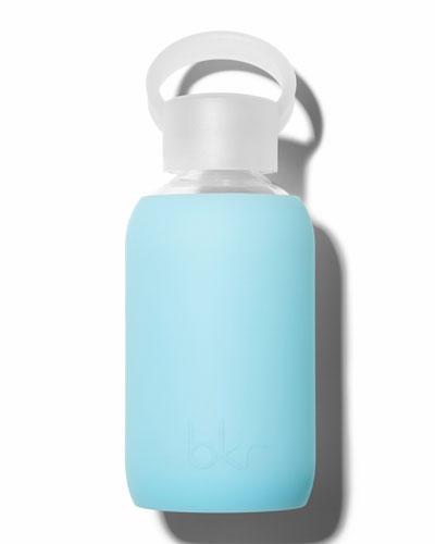 Glass Water Bottle, Skye, 250 mL
