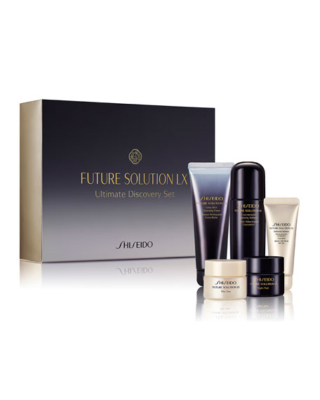 Shiseido Limited Edition Future Solution LX Ultimate Discovery