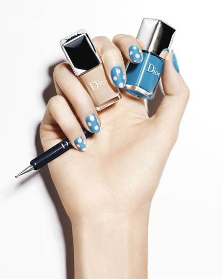 Limited Edition Dior Vernis Polka Dots Colour & Dots Manicure Kit - Polka Dots Collection