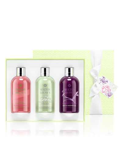 Timeless Floral Bathing Trio ($90 Value)