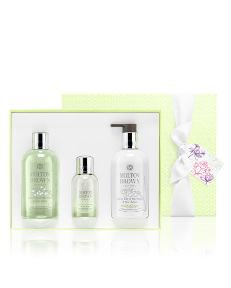Molton Brown Lily of the Valley Fragrance Gift