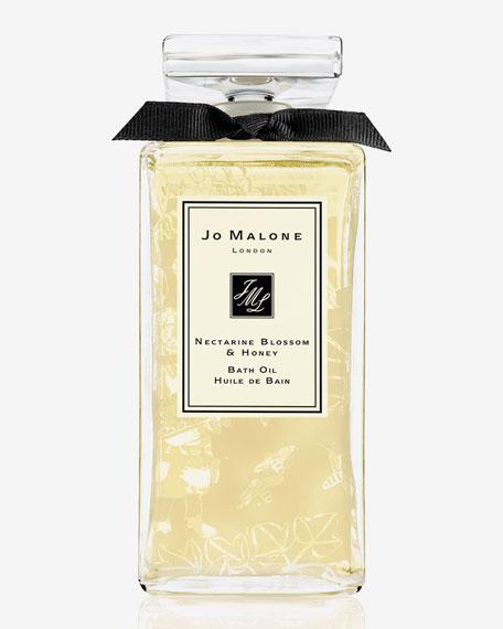 Nectarine Blossom & Honey Bath Oil