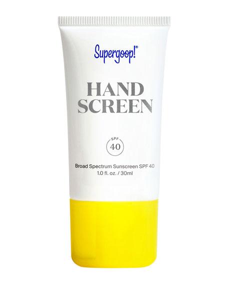 Supergoop! Forever Young Hand Cream with Sea Buckthorn
