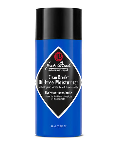 Clean Break Oil-Free Moisturizer, 3.3 oz.