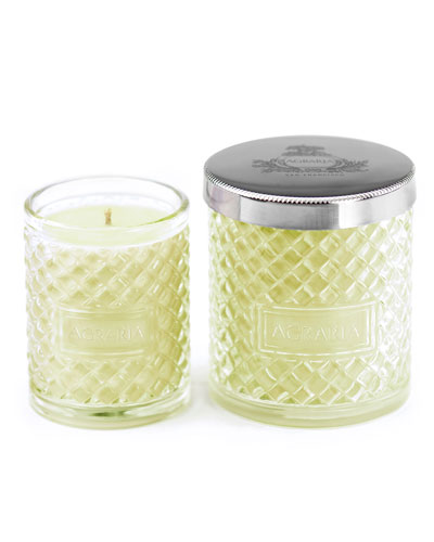 Lemon Verbena Candle, 7 oz. & Complimentary Petite Candle, 3.4 oz. (A $93 Value)