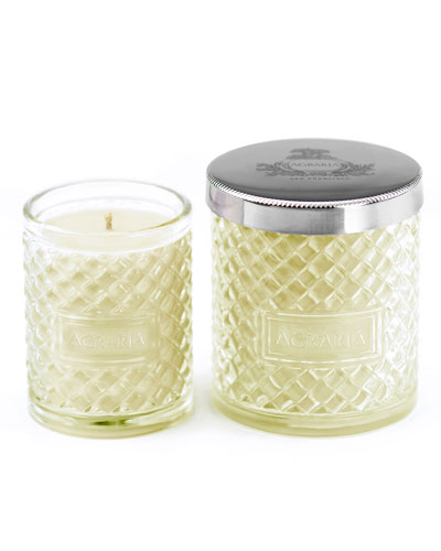 Lime & Orange Blossoms Candle, 7 oz. & Complimentary Petite Candle, 3.4 oz. (A $93 Value)