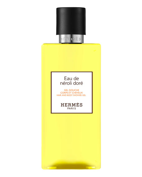 Eau de néroli doré Hair & Body Shower Gel, 6.5 oz./ 200 mL