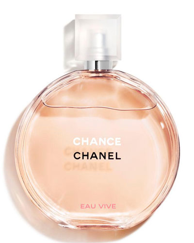 <b>CHANCE EAU VIVE</b> <BR>Eau de Toilette Spray, 5.0 oz./ 148 mL