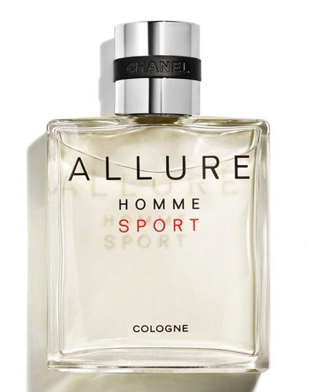 ALLURE HOMME SPORT<BR>Cologne Spray, 3.4 oz./ 100 mL