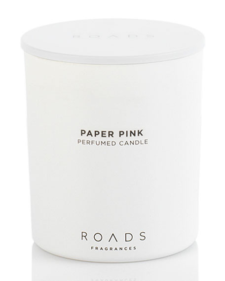 RoadsPaper Pink Candle, 200g
