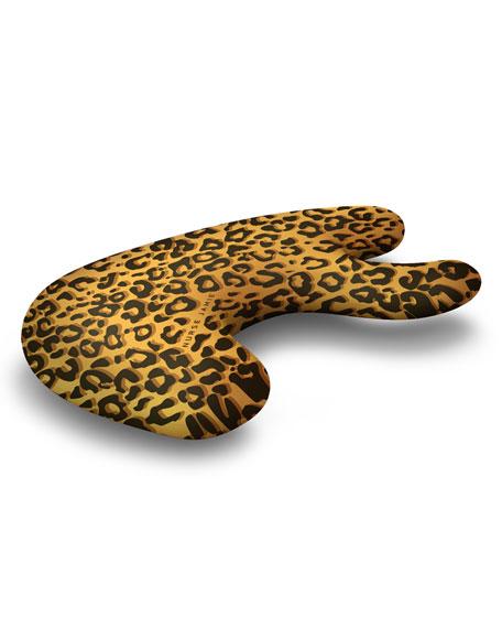 Nurse Jamie Beauty Bear™ Age Delay Pillow, Leopard