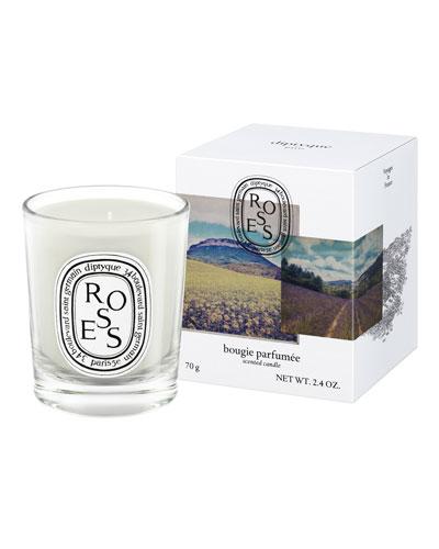 Roses Mini Candle, 70g