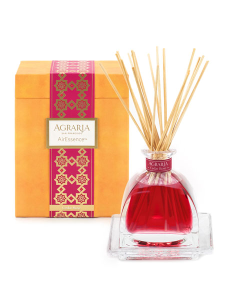 Agraria Cedar Rose Diffuser, 7.4 oz./ 220 mL