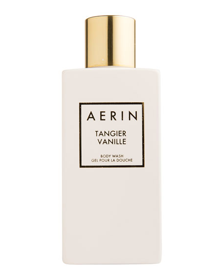 AERIN Limited Edition Tangier Vanille Body Wash, 7.6