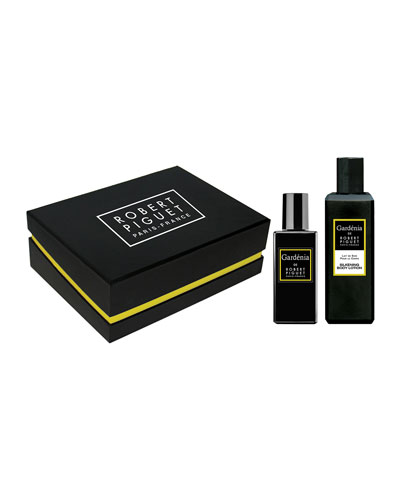 Gardenia de Robert Piguet Limited Edition Fragrance Coffret