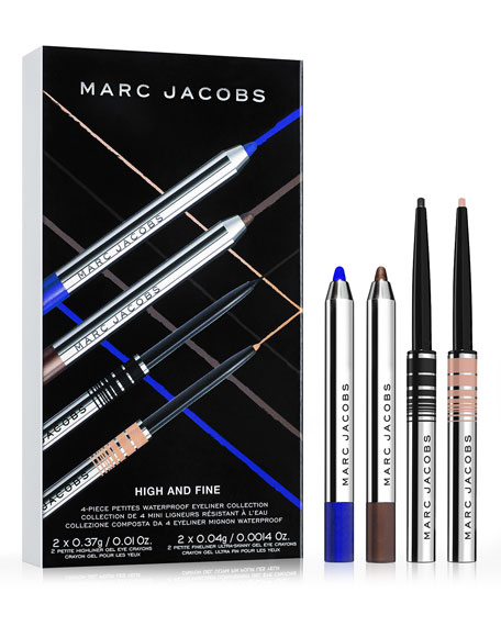 Marc Jacobs Limited Edition High & Fine: 4-Piece