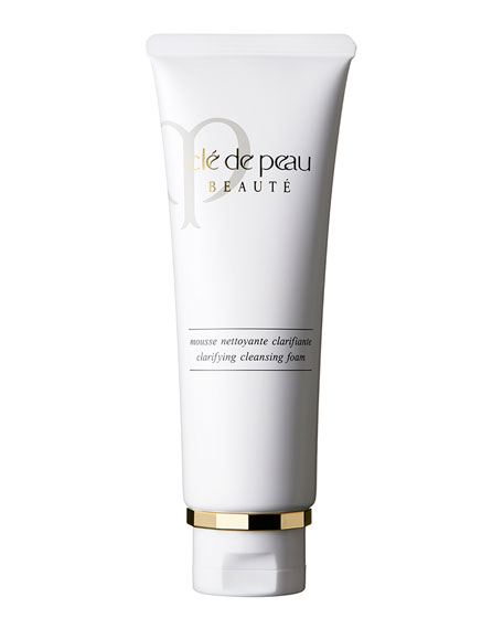 Cle de Peau Beaute Clarifying Cleansing Foam, 4.1