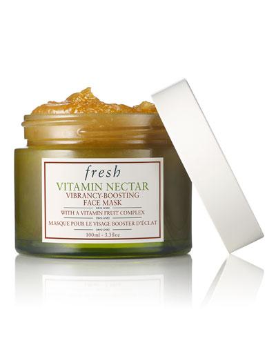 Vitamin Nectar Vibrancy-Boosting Face Mask, 3.3 oz.