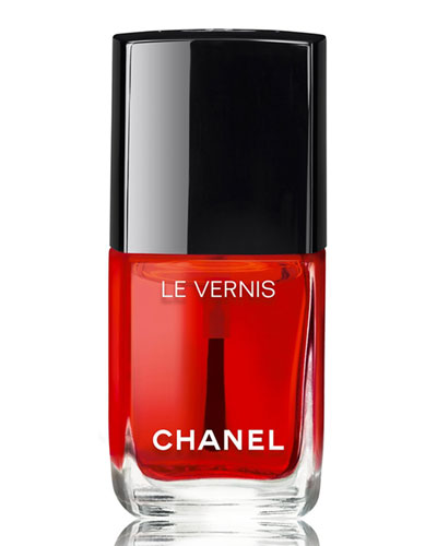 <b>LE VERNIS GLOSS - LE ROUGE COLLECTION N&#176;1</b><br>Nail Gloss - Limited Edition