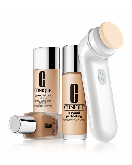 Clinique Sonic System Airbrushed Finish Liquid Foundation Applicator