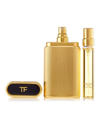 Noir Pour Femme Perfume Atomizer, 1.0 oz./ 30 mL