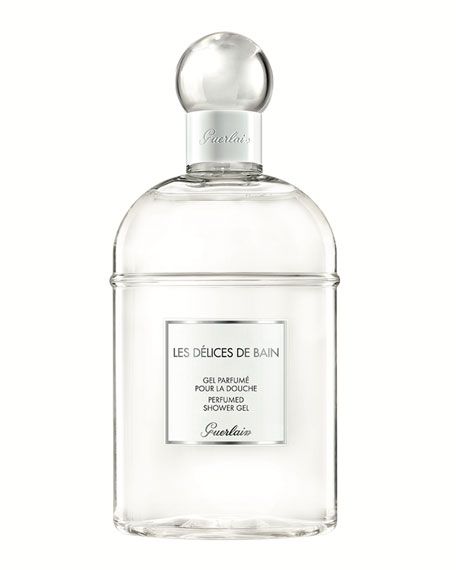 Les Delices De Bain Shower Gel, 6.7 oz./ 200 mL
