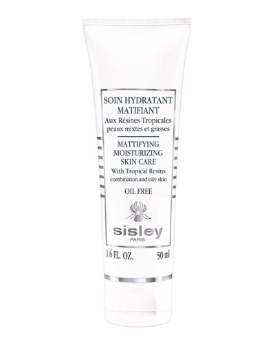 Mattifying Moisturizing Skin Care with Tropical Resins, 1.6 oz.