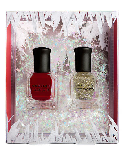 Ice Queen Fashion Size Nail Polish Duet