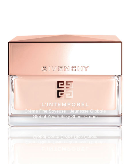 L'Intemporel Global Youth Silky Sheer Cream, 50 mL