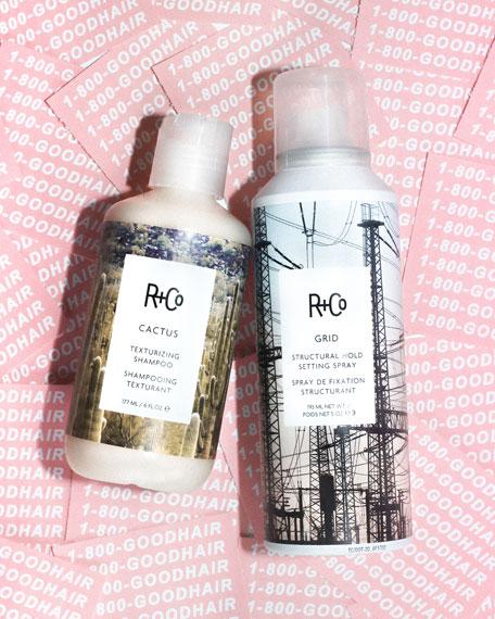 GRID Structural Hold Setting Hair Spray, 5 oz./ 193 mL