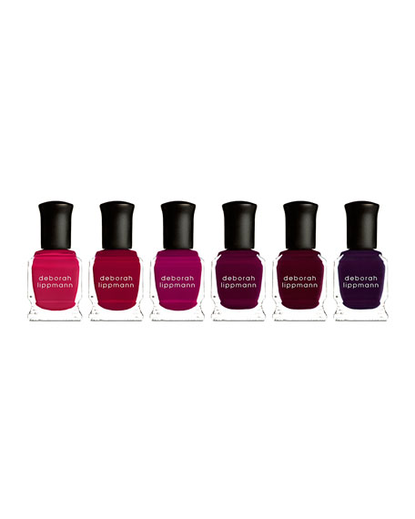 Verry Berry Shades of Berrie Nail Polish Set ($80 Value)
