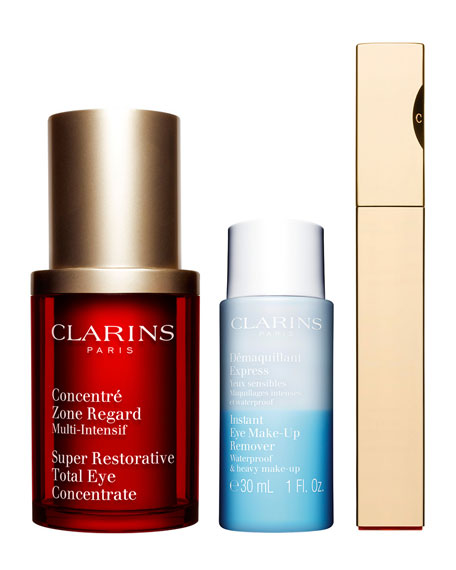 Clarins Limited Edition Restoring Eye Wonders Set ($114