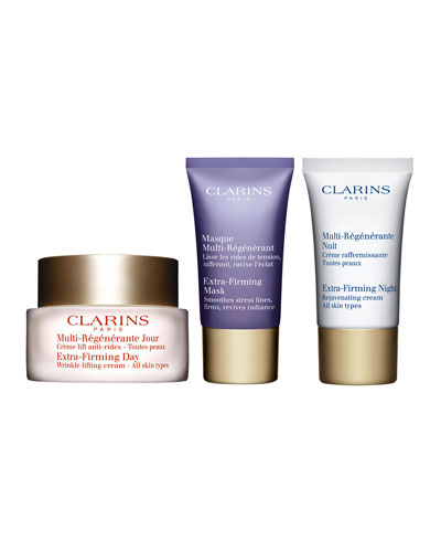 Limited Edition Extra-Firming 24/7 Non-Stop Trio ($133 Value)