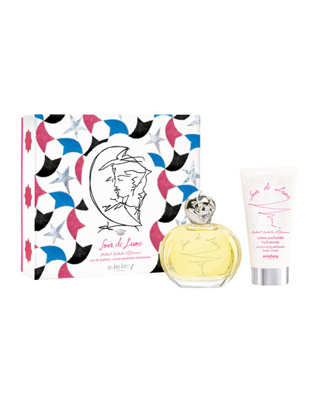 Limited Edition Soir de Lune Azulejos Fragrance Gift Set ($408 Value)