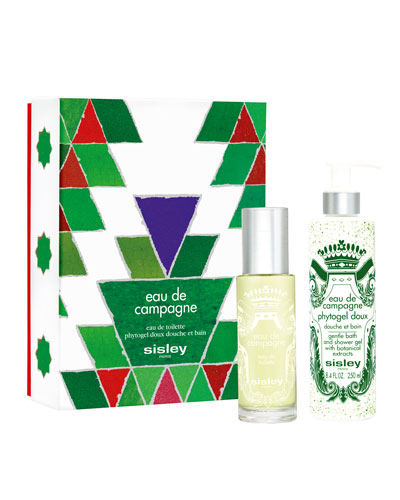 Limited Edition Eau de Campagne Azulejos Gift Set, 3.3 oz. ($220 Value)