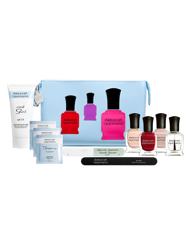 Deborah Lippmann Come Fly With Me Essential Manicure Set ($123 Value ...