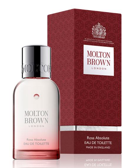 Molton Brown Rosa Absolute Eau de Toilette, 1.7