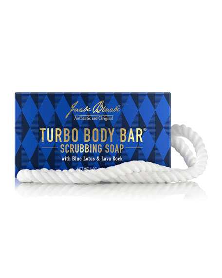 Jack Black Turbo Body Bar?? Soap-on-a-Rope